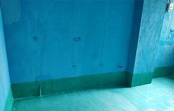 墙面刚性防水